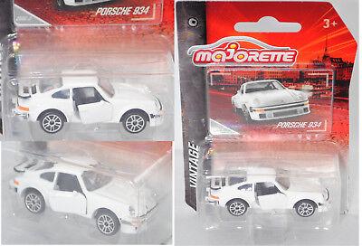 TIME SUMMER Majorette 212052015 VW Käfer rotorange VINTAGE Box