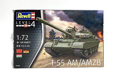 Revell Modellbausatz Panzer 1:72 - T-55 A/AM B-Ware