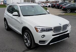 2015 BMW X3 xDrive28i 1 OWNER! NEVER ACCIDENTED!