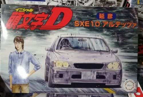 Fujimi ISD-16 Initial D Altezza SXE10 1/24 Scale Kit