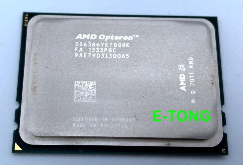 AMD Opteron 6386 SE 16-Core 2.8GHz OS6386YETGGHK Server CPU Processor G34 16MB