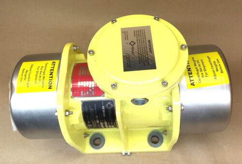 VIMARC BDP90-4 Vibrator Motor 4-Pole 1750rpm Explosion Proof C1D1 60 Hz