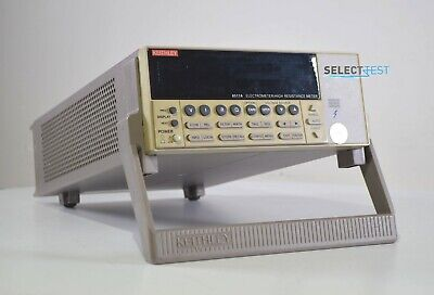 Keithley 6517a Electrometer High Resistance Meter 1fa20ma 1016 Ref140d