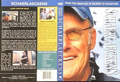 Schaerlaeckens Racing Pigeon Dvd