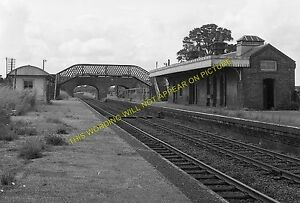 Quainton Road Railway Station Photo. Calvert - Waddesdon Manor. Aylesbury Line