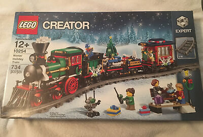 LEGO Creator Expert Winter Holiday Christmas Train Set #12054