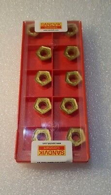 Sandvik 419r-1405e-mm 2040 Indexable Inserts Carbide Inserts