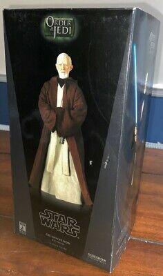SIDESHOW Star Wars Obe Wan Kenobi - BOXED.