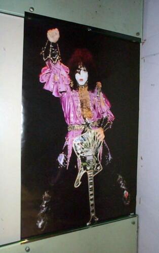 KISS PAUL STANLEY Vintage Poster LAST ONE