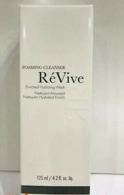 REVIVE FOAMING CLEANSER Enriched Hydrating Wash 4.2 oz -