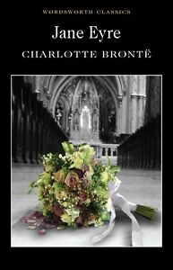 Jane Eyre Charlotte Bronte Wordsworth Classics Book New Free UK Postage