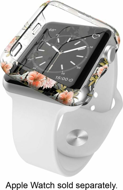 X-Doria - Revel Bumper for Apple Watch40mm - Floral