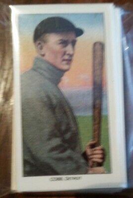 1909-1911 Detroit Tigers T206 CCC  REPRINT Tobacco Card Comp Team Set 30 Cobb for sale  Canton