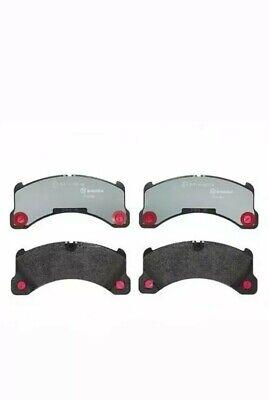 4x BREMBO Bremsbeläge hinten für VOLKSWAGEN TOUAREG PORSCHE CAYENNE P 65 027