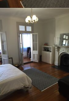 Surry Hills tastefully furies double room