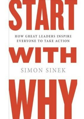 Start With Why By Simon Sinek Ebook Pdf Epub