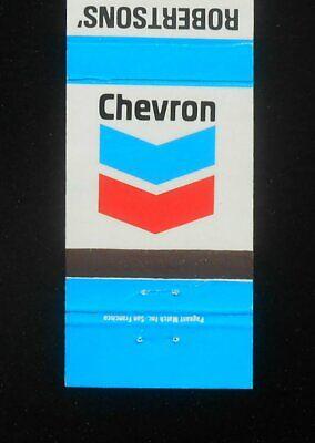 1980s? Robertsons' Chevron Gas Service 1003 W. University Ave. Georgetown TX (Robertson Ave)