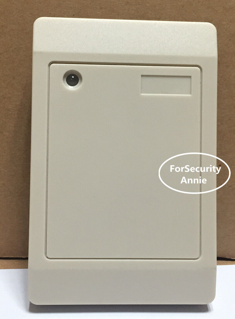 125KHz RFID Proximity Card Reader for Access Control System Wiegand26/34