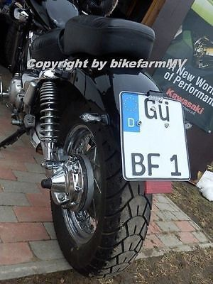 Katzenauge Rückstrahler Reflektor E-geprüft  HELLA mini Motorrad Quad ATV Bike