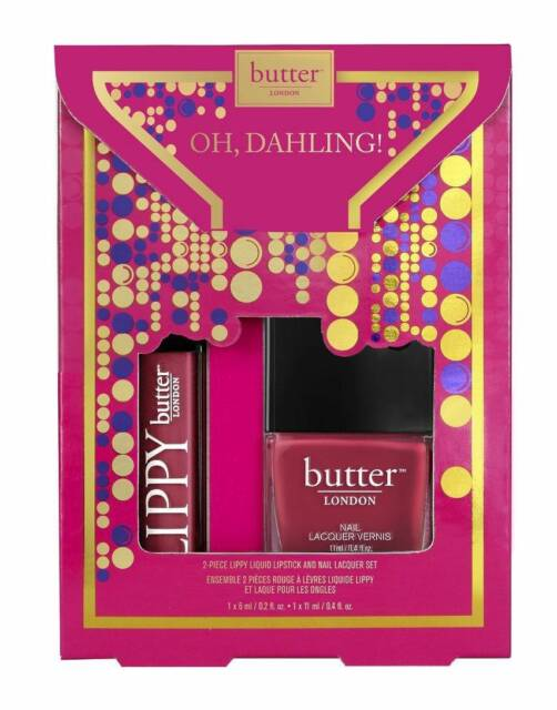 "Butter London ""Oh,Dahling"" Gift Set 