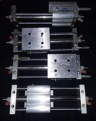 Bimba Ugs-045-a Ultran Pneumatic Rodless Cylinder Linear Slide