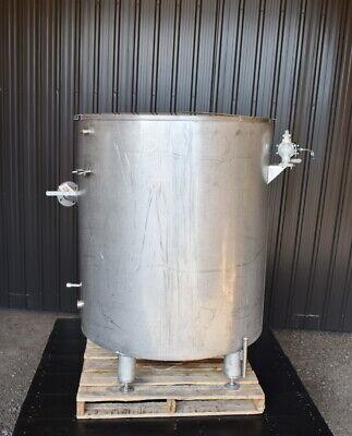 400 Gallon Stainless Steel Tank Diaphragm Pump