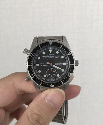 Super Rare Vintage Seiko 8m26 Quartz