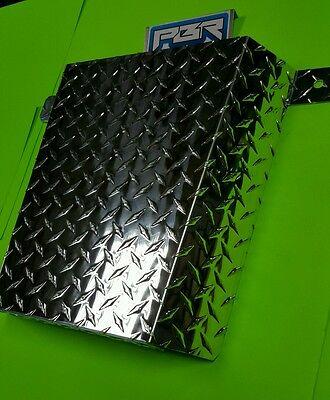 Ezgo RXV FRONT BUMPER Golf Cart Diamond Plate Front Shield 2008-UP