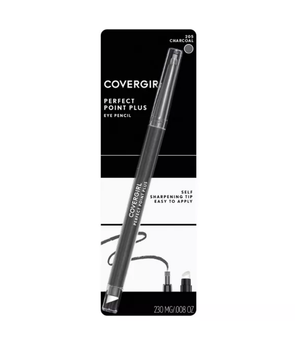 CoverGirl Perfect Point Plus Eye Liner Pencil in #205 Charco