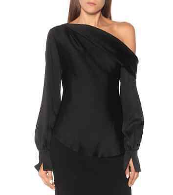 $295 JONATHAN SIMKHAI ALICE ONE SHOULDER TOP SIZE M MEDIUM