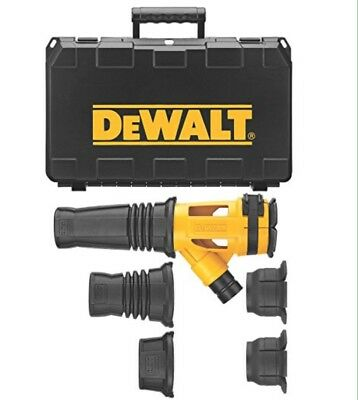 New Dewalt Dwh053k Chipping Hammer Dust Extractor Kit Wcase