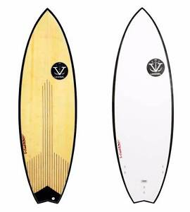 Vessel RPM Surfboard 5'10 (29L) (Only used 3 times) Bondi Beach Eastern Suburbs Preview