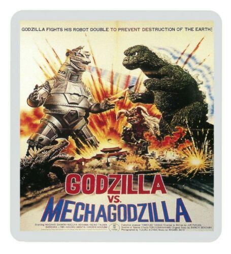 Godzilla vs. Mechagodzilla mouse pad Handmade computer geek gift Christmas