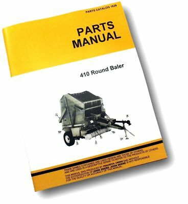 Round Hay Baler | Owner's Guide to Business and Industrial Equipment