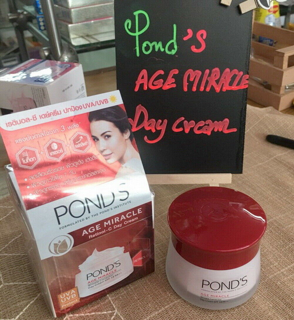 Pond's Age Miracle deep action face skin wrinkle corrector d