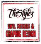 TheStylez Stickers and Graphics