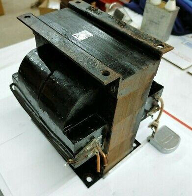 Snc High Voltage Transformer For Ham Radio Transmitters