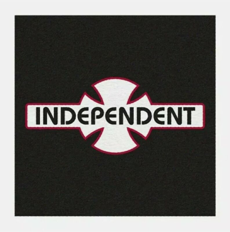 """Independent Trucks Rug 36""""x36"""" rare hard to find"""