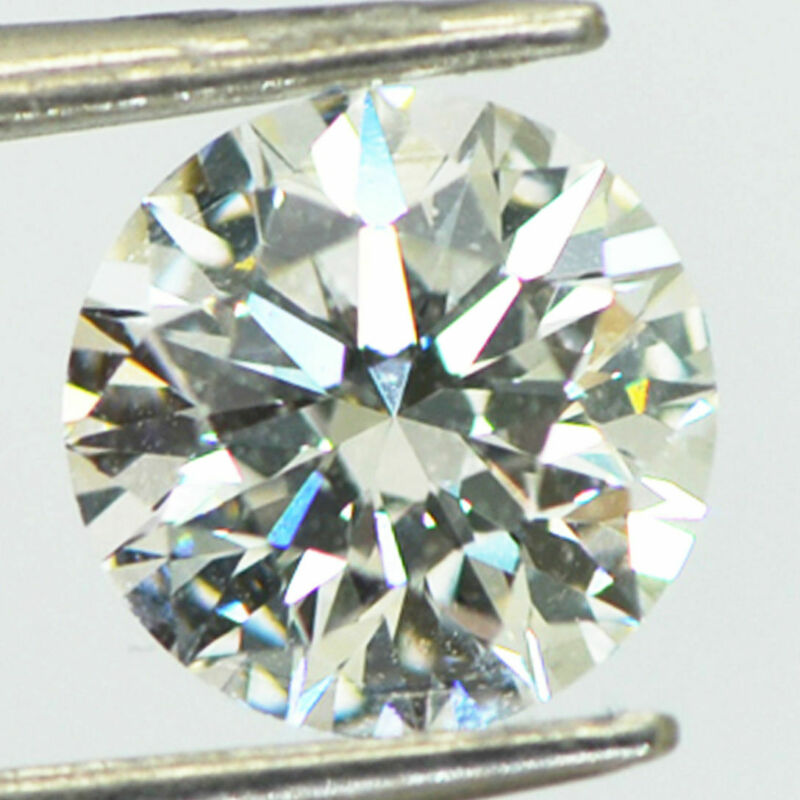 Round Shape Diamond Lab Created Loose G VS1 IGI Certified Polished 1.53 Carat