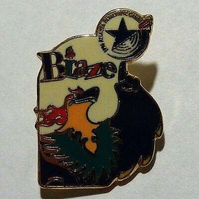 1996 Atlanta Paralympic Games Mascot Olympic Blaze Commemorative Pin Buy It - Buy Mascot