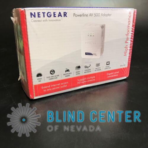 NETGEAR Powerline AV 500 Adapter (XAV5001)