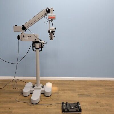 Carl Zeiss Opmi Md With S5 Stand Surgical Microscope
