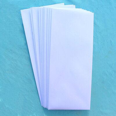 Letter Envelopes White 10 Standard Size For Tri-folded Letters - Quantity 10