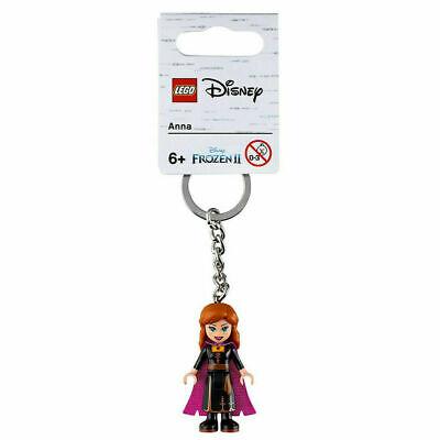 Lego 853969 Disney Frozen 2 Anna Keychain/Keyring - Brand New With Tag