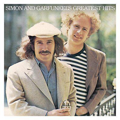 SIMON & GARFUNKEL - GREATEST HITS VINYL LP (VERY BEST OF)