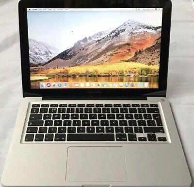 Apple MacBook Pro 13.3'' Core i5 2.3Ghz 500GB SSD 8GB RAM Late 2011 - A Grade