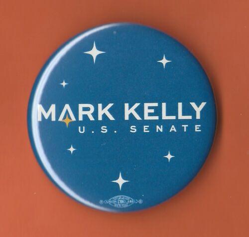 "2020 Mark Kelly 2.25"" / ""OFFICIAL - Arizona US Senate"" Campaign Button(AZ01)"
