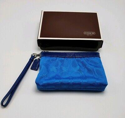 Coach Electric Blue 6.5