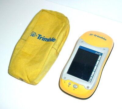 Trimble Geoxt Explorer Ce Gps Receiver Hpc 2000 Windows Ce Waasegnoseverest2