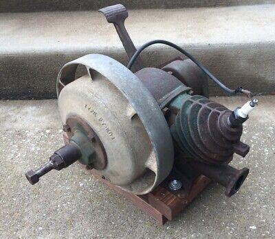 Vintage Maytag Engine Model 92 Motor 1934 Single Hit Miss Runs Great Will Ship